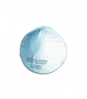 Respiratore Sheltech Per Polveri Fumi E Nebbie Ffp2 Nr D