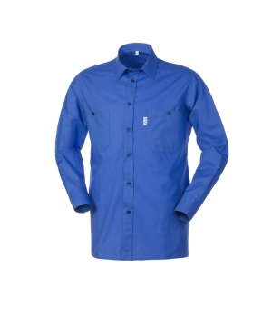 Camicia Azzurra Manica Lunga