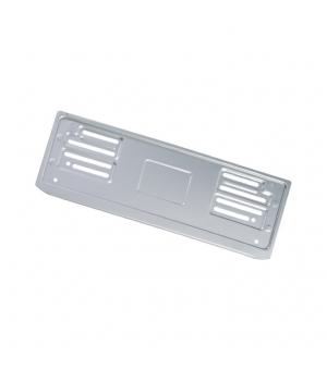 Portatarga auto personalizzato anteriore in Alluminio antiossidante