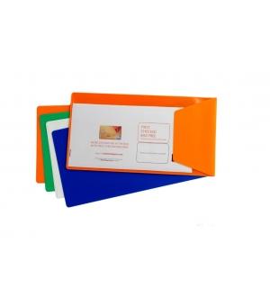 Busta portabiglietto con Pattina 13  x 25,20 cm