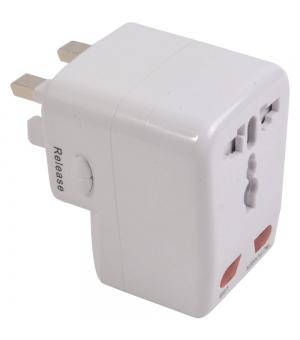 Adattatore prese universale con ingresso USB