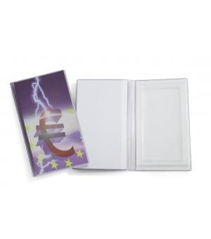 Portacomande con termoformato e inserti 12,30 x 21 cm