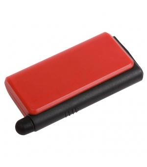 Sostegno per cellulare in plastica con touch screen e pulisci schermo