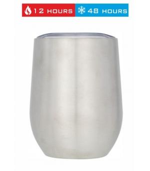 Bicchiere termico con isolamento sottovuoto in rame Corzo 350 ml