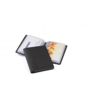Portatessere Sergè Con 6 Buste 7,7 × 10,2 cm