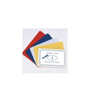 Busta singola portacard 9,3 x 6,3 cm