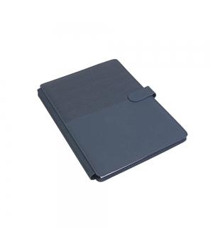 Cartella congresso con porta tablet e blocco notes