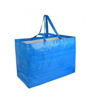 Borsa Shopper Maxi in Polipropilene con manici doppi - 57x40x30 cm