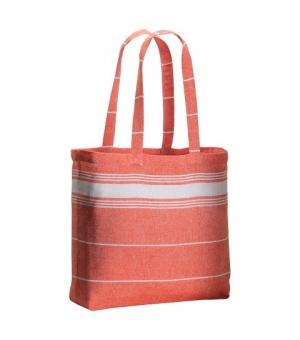 Shopper fouta in cotone 180 gr - 48x35x12 cm manici lunghi
