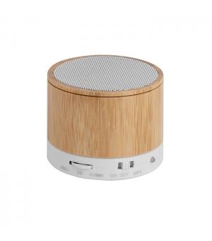 Speaker bluetooth 3W bamboo