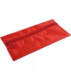 Astuccio porta trucchi in poliestere con zipper