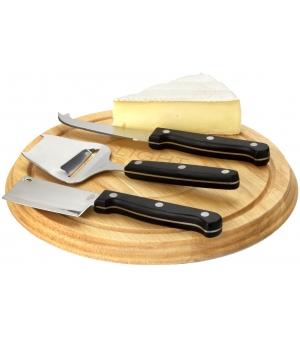 Set regalo da formaggio 4 pezzi