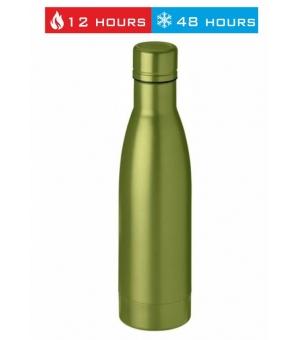 Bottiglia Vasa da 500 ml con isolamento sottovuoto in rame