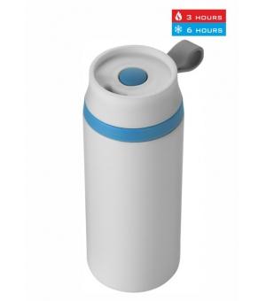 Bicchiere termico anti perdita Flow 350 ml