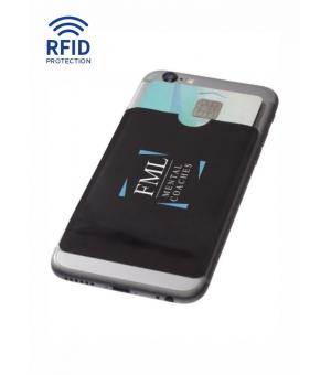 Porta carte di credito da smartphone protezione RFID
