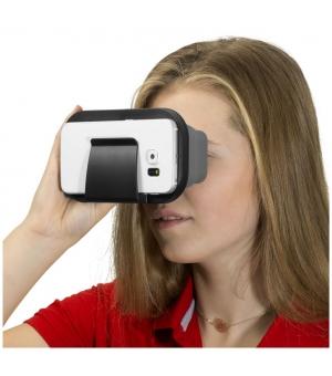 Visore realtà virtuale pieghevole in silicone