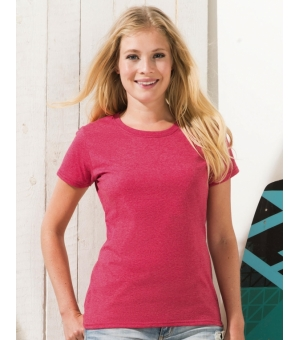 T-shirt Ladies Valueweight T Fruit Of The Loom