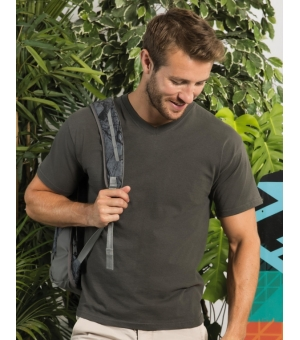 T-shirt uomo Original scollo a V Fruit Of The Loom