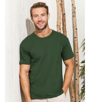 T-shirt uomo Premium Ringspun Fruit Of The Loom