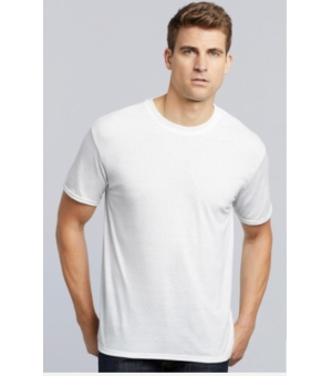 T-shirt uomo Heavy Cotton Fruit Of The Loom bianca