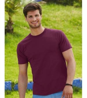 T-shirt uomo Super Premium Fruit Of The Loom