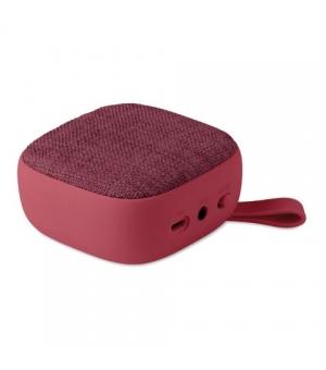 Cassa speaker bluetooth quadrata cm 7x7x3,7