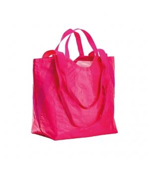 Borsa Shopper Maxi in Polipropilene con manici doppi - 44x34x17 cm