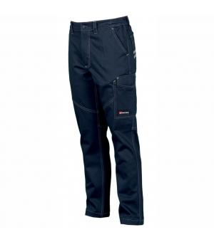 Pantalone unisex stretch multistagione Worker Stretch PAYPER 300 gr