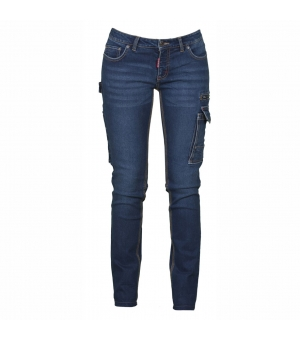 Pantalone donna taglio jeans West Lady PAYPER 300 gr