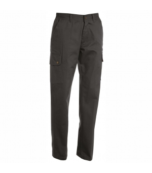 Pantalone donna multistagione in cotone Forest Lady Stretch PAYPER 300 gr
