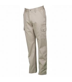 Pantalone da uomo multistagione in cotone Forest PAYPER 280 gr