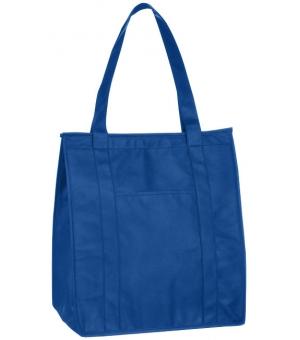 Shopper Termico per la spesa ZEUS in tnt 80 gr - 23x38x33 cm