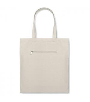 Shopper Borse Moura Original in canvas - tela naturale 280 gr manici corti - 38x42 cm