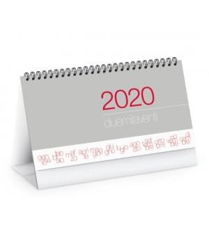 Calendari da tavolo con festività internazionali cm.19x14,5