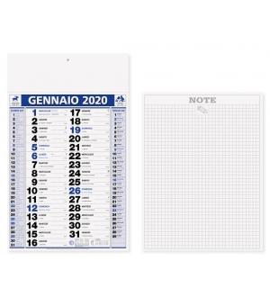 Calendari olandesi classic notes cm 29x47
