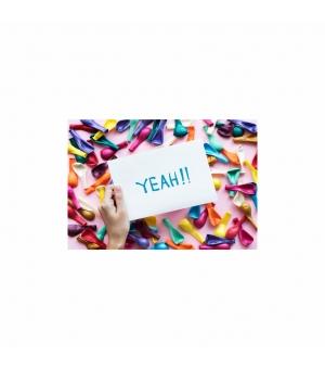 Cartoline 12 x 17,5 cm carta gr 300 Plastificazione opaca sul fronte
