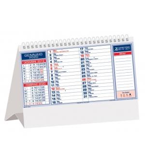 Calendari da tavolo Classic cm 19x14,2