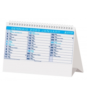 Calendari da tavolo Basic cm 19x14,2