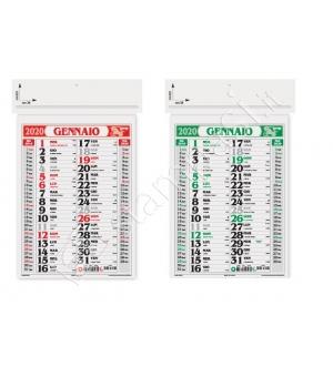 Calendari olandesi Girofoglio cm 31x53