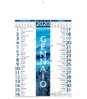 Calendari Olandesi illustrati Stagioni cm 28,8x47