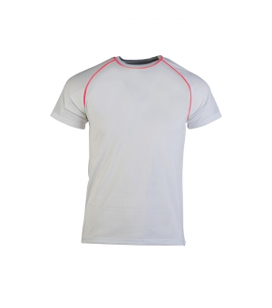 T-shirt adulto colorata unisex Tekno 140 gr