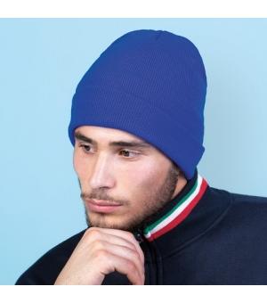 Cappellino doppio strato extra pesante con fodera in pile