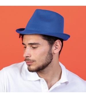 Cappello in poliestere con fascia tergisudore