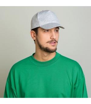 Cappellini in cotone jersey 5 pannelli