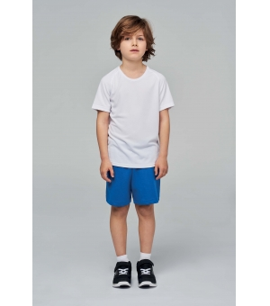 Pantaloncino bambino in jersey PROACT 185 gr
