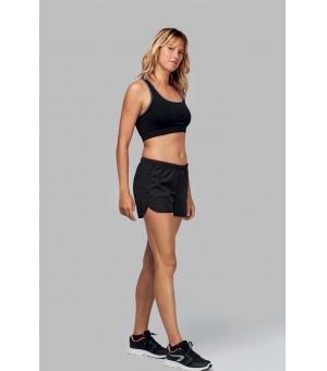 Pantaloncino donna Running PROACT 70 gr