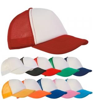 Cappelli rapper con rete