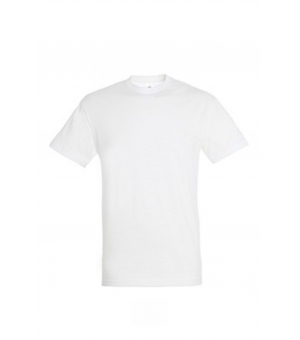 Maglietta donna manica corta Sporty SOL'S 140 gr bianca