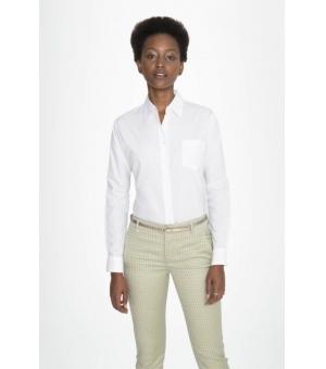Camicie donna manica lunga Executive SOL'S 105 gr