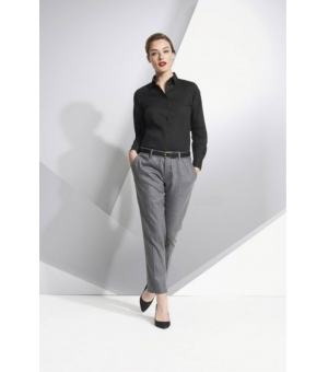 Camicie donna manica lunga Eden SOL'S 140 gr Stretch